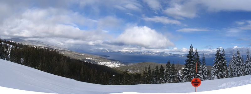 Tahoe '06, Day 3, Alpine Meadows
