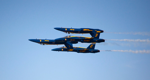 Blue Angels, Fleet Week