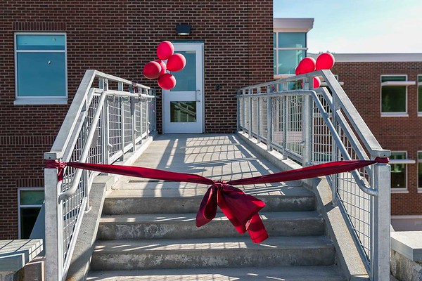 New Arts & Humanities Wings Ribbon-Cutting Celebration