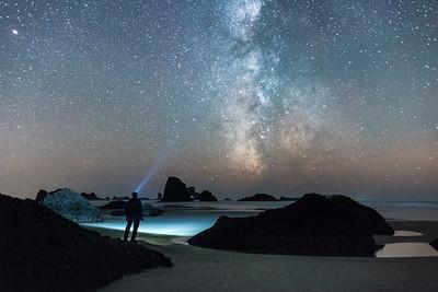 """Star Spotter"" (photography) by Kristopher Schoenleber"