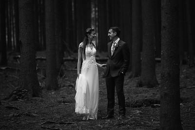 Rustic + Romantic // New York Barn Wedding