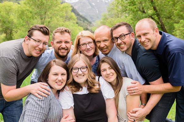 Bartholomew Family 2019