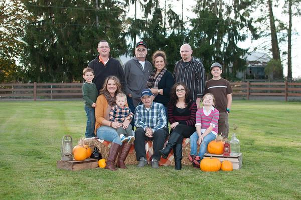 Urben Family Photos