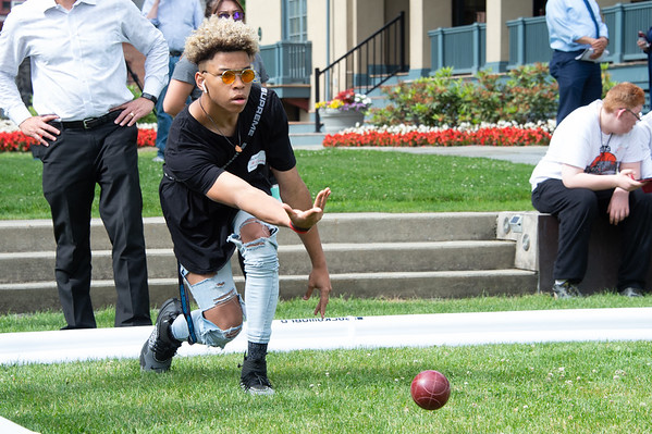 2019 Athlete Congress Bocce Competition