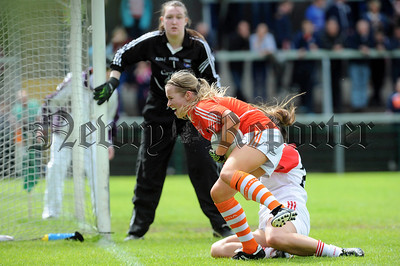 Armagh v Tyrone Ladies USFC, Athletic Grounds 08.06.14