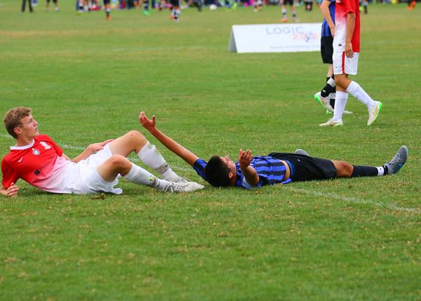 Arsenal FC Academy - July 12, 2015