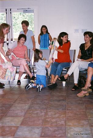 2003 09-14 Paula Neumann Baby Shower