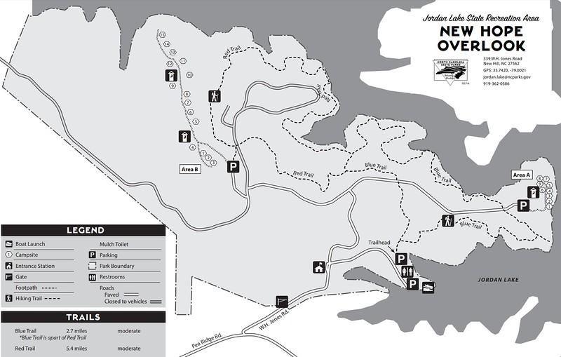 Jordan Lake State Recreation Area (New Hope Overlook Access)