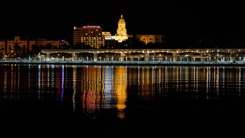 Málaga Harbor