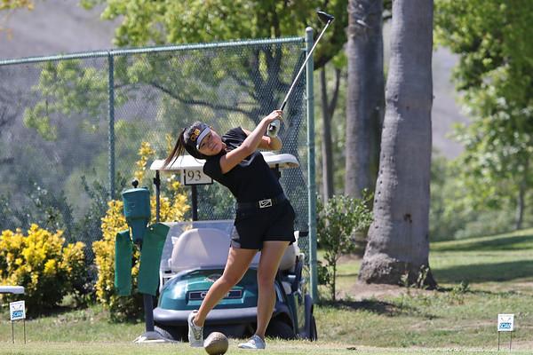 DAY 2 - WOMEN - SCIAC Golf Championships 4-23-18