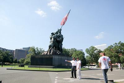 F37 - The The Iwo Jima Memorial