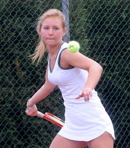2012 BBA Girls Varsity Tennis vs Rutland photos by Gary Baker