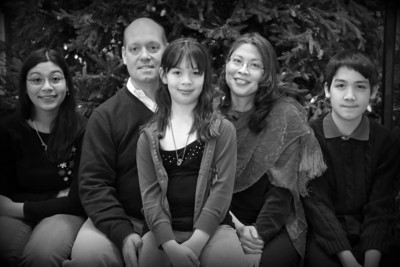 Leahy Holiday portrait 2012