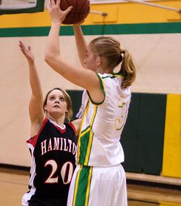 Girls Varsity Basketball vs. Moody