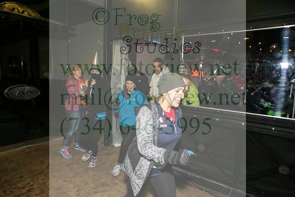 Ann Arbor Running Company NYE Run 31 Dec 2015