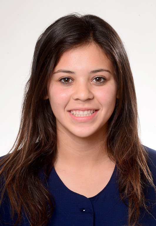 . Alyssa Mendez of Chino Hills High School softball Tuesday, June 4, 2013. (SGVN/Staff Photo by Sarah Reingewirtz)