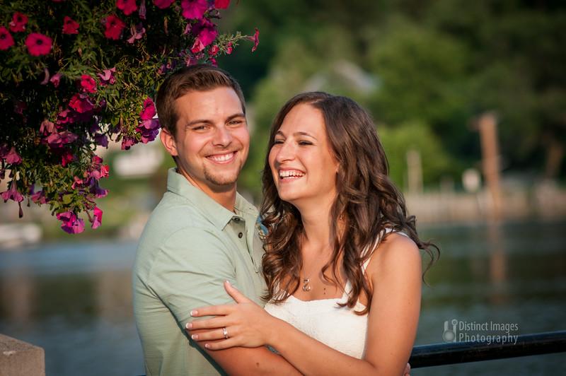 Kristan and Josh