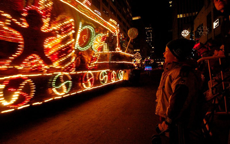 ". <p>8. HOLIDAZZLE PARADE <p>We never quite figured out why there had to be 20 of these every year, so we�re just fine with zero. (unranked) <p><b><a href=\'http://minnesota.cbslocal.com/2013/10/09/minneapolis-officials-cutting-number-of-holidazzle-parades/\' target=""_blank\""> HUH?</a></b> <p>    (Sherri LaRose-Chiglo, Pioneer Press)"