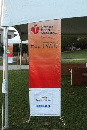 American Heart Association Heart Walk, Greensboro, NC, May 18, 2019
