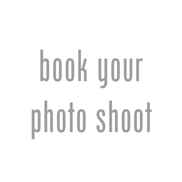 Booking your photo shoot