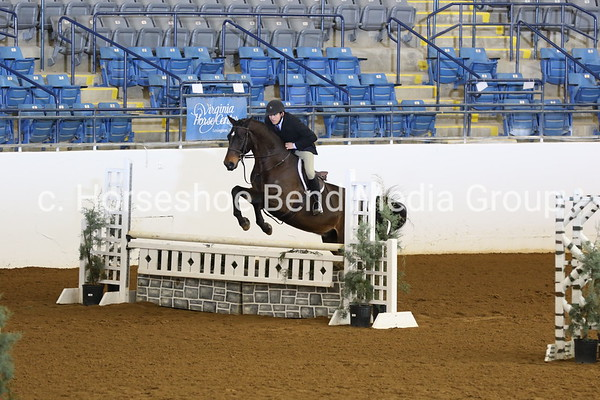 Spring Welcome Horse Show - Friday Day 2 - Anderson