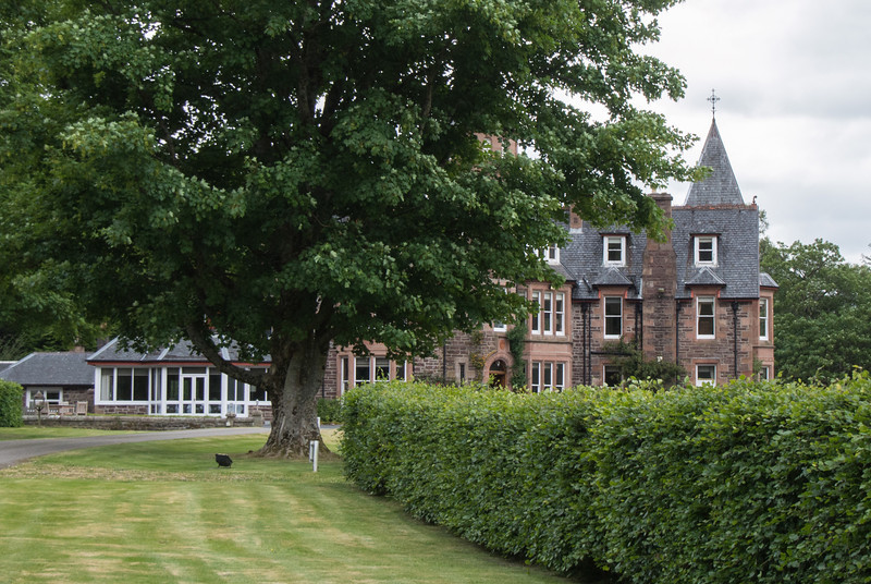This was Scotland's hotel of the year in 2011.  Very very nice and quaint.
