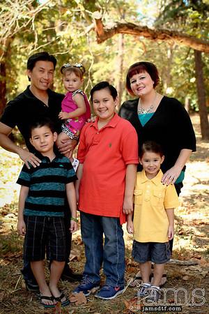 Doan Family 2013