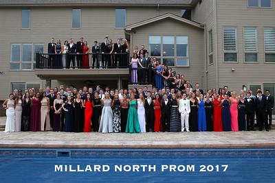 Millard North Prom 2017