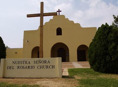 Nuestra Señora del Rosario Laredo Texas
