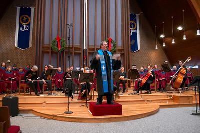 Mountain View UMC 12-07-2003 Fall Cantata