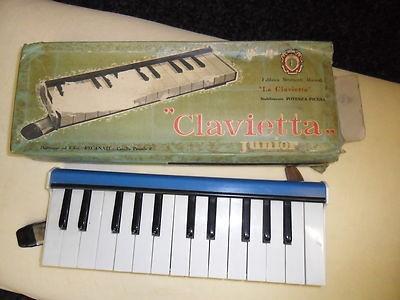 25 Key Clavietta