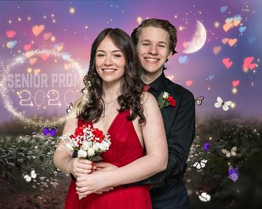 Brianna & Cole Senior Prom