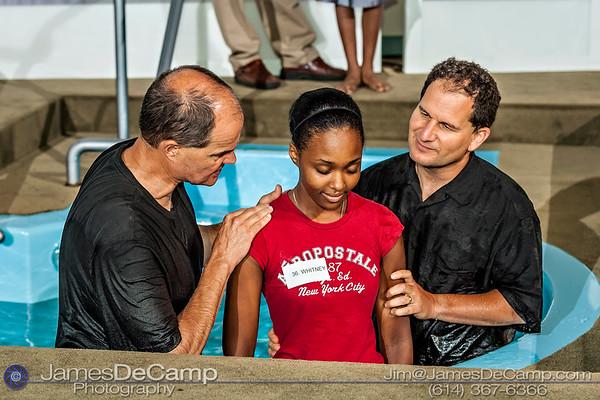 2009 Baptisms