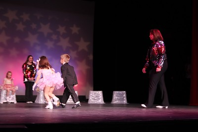 Mina Dance Recital 2016