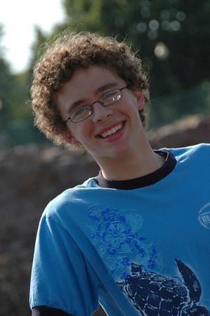 Nathan's Senior Portraits