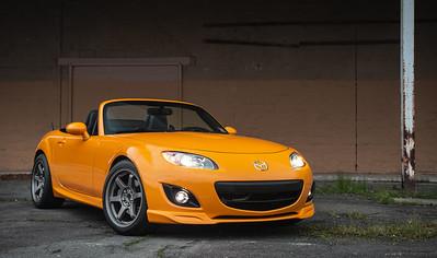 Velveeta: 2009 Mazda MX-5 Miata