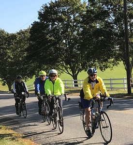 October 4 Wednesday Ride