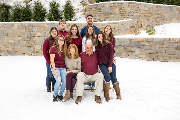 Scarpanto Family Portraits 2017
