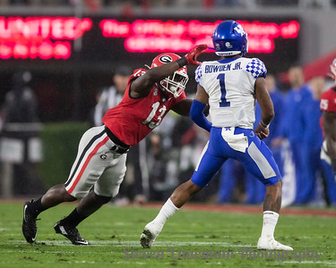 UGA v Kentucky 10-19-2019