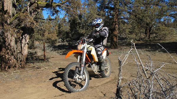 3/7/14 Ride Testing: BNR2 + SPN