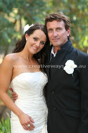 Carly & David Frost