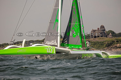 Transatlantic Race 2015