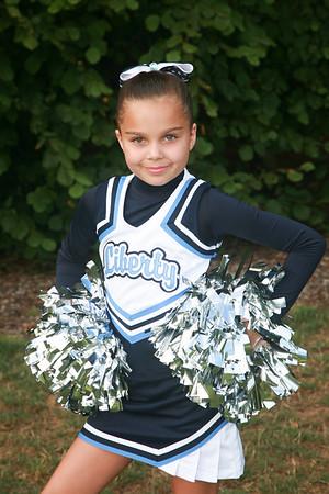 Liberty Junior Cheer 2012