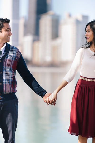 Le Cape Weddings - Gursh and Shelly - Chicago Engagement Photographer -38.jpg