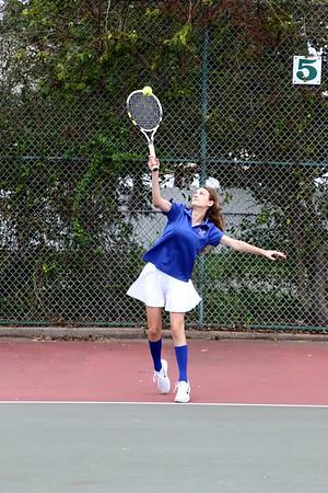 Girls Varsity Tennis A –2018