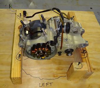 Inside the GasGas Pro Engine