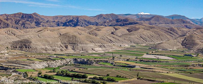 Colca River Valley