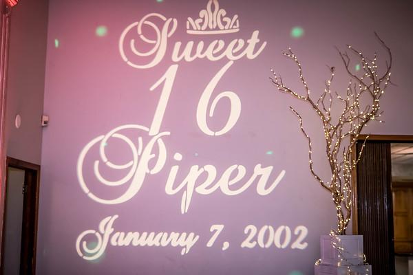 Piper Sweet 16