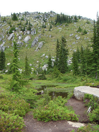 Granite Mountain Hike July 21 2007