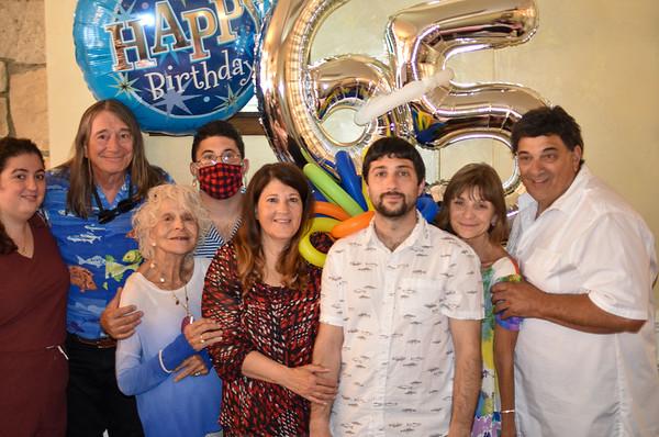 Joey turns 65